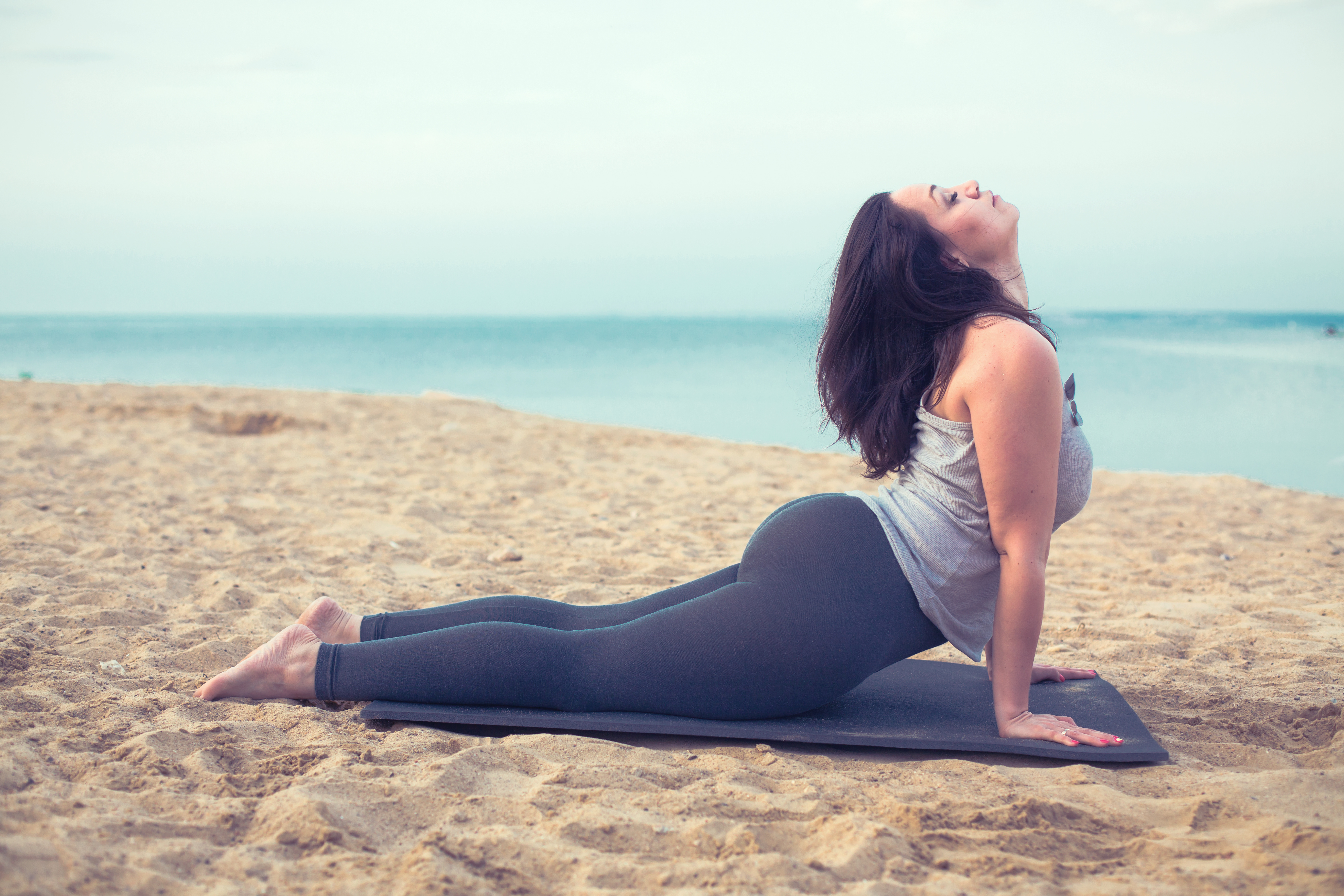 Are you a curvy girl?  Plus size fitness program.
