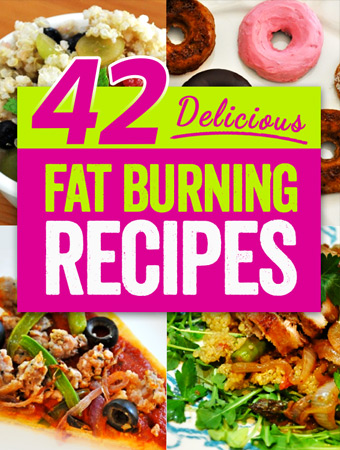 42 Delicious Fat Burning Recipes
