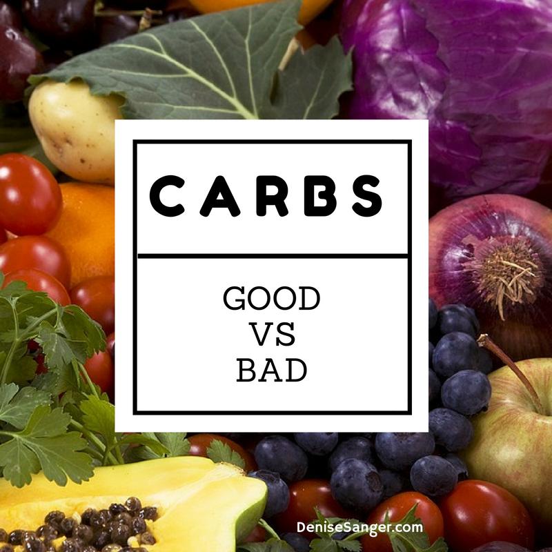 Carbs – good or bad?