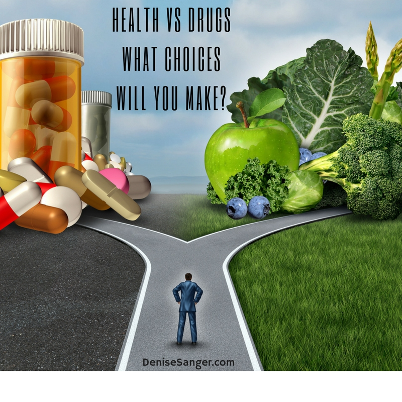 Healthy Living: Health or Healing? What choice will you make?
