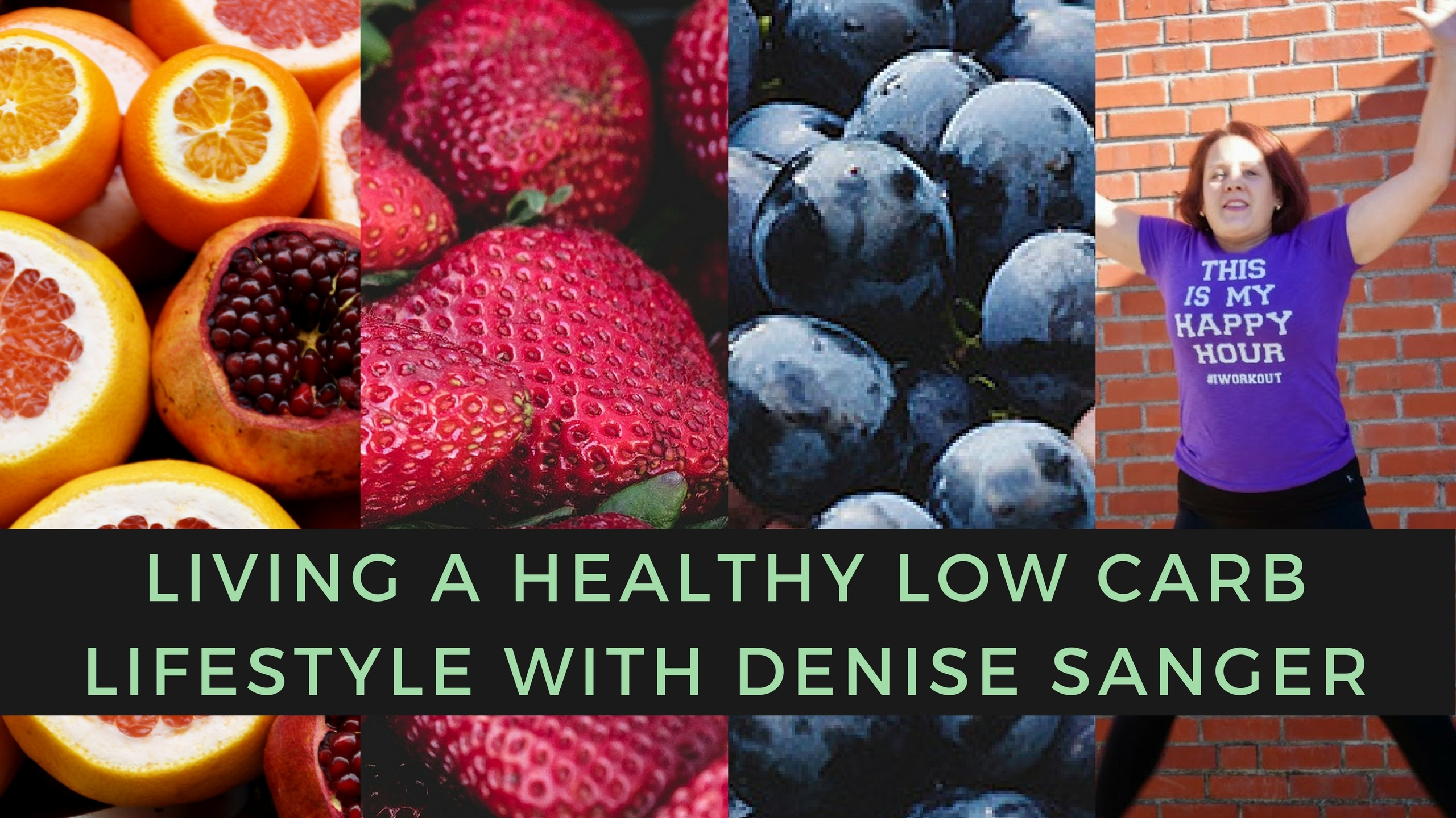 Denise Sanger Living A Healthy Lifestyle Health & Wellness  Coach